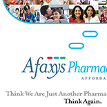 Afaxys Pharmaceuticals Corporate Awareness Branding